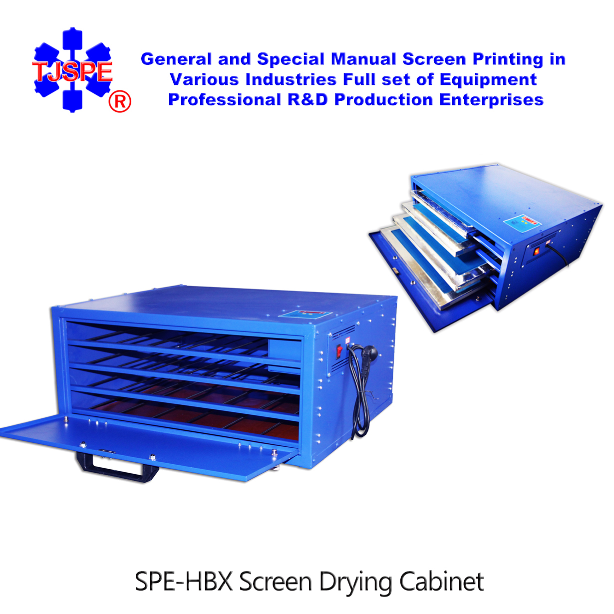 006831:SPE HBX Screen Drying Cabinet